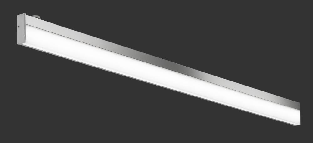 Trio Leuchten, LED Badezimmerleuchte, 281770906, IP44, SMD LED, 12W, 120x7  Cm, Chrom