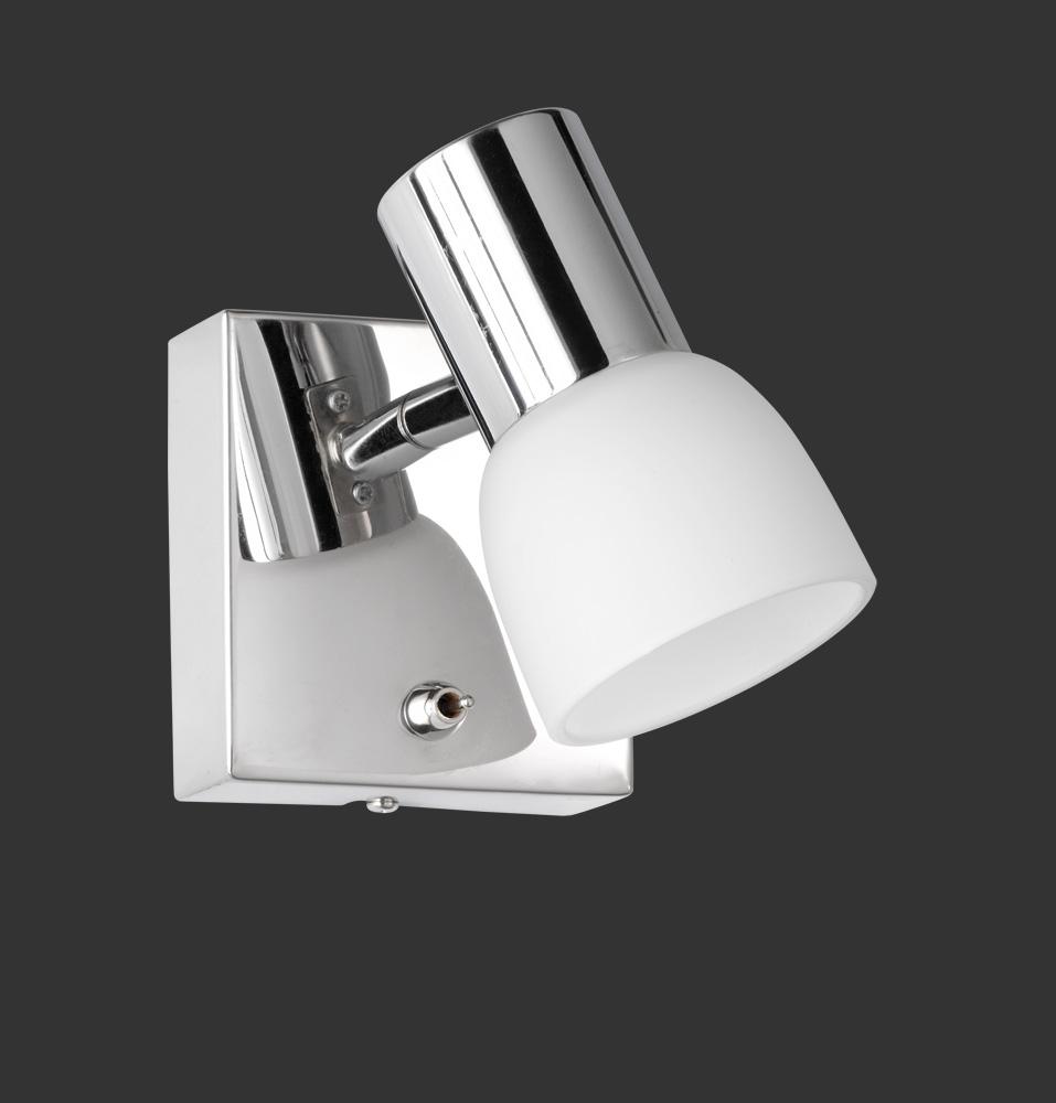 led wandlampen reality leuchten led wandleuchte brest r82081106 1xsmd led 5w 11 6 cm chrom. Black Bedroom Furniture Sets. Home Design Ideas