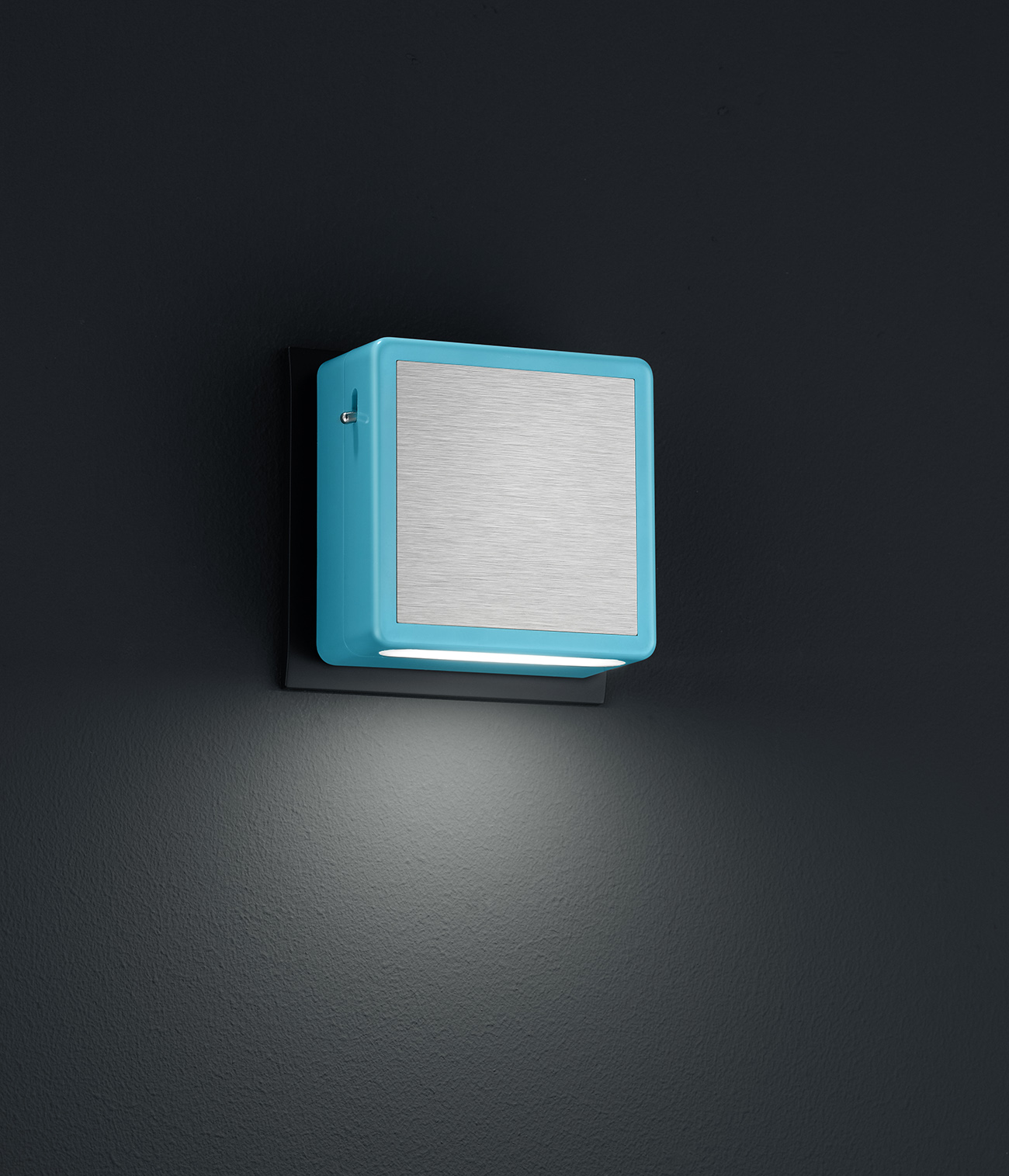 steckdosenleuchte : trio leuchten, led steckdosenleuchte foxi, 25719